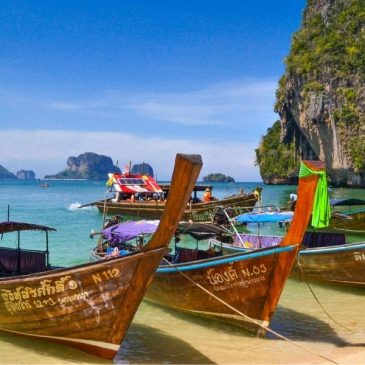 Rejse til Thailand: Alt du skal vide inden din afrejse