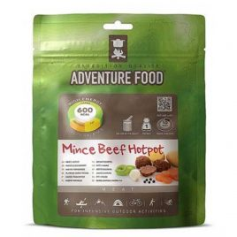 Adventure food frysetørret mad - Mince beef hotpot