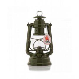 Feuerhand hurricane lanterne i grøn