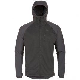 Mid-layer Hirta hybrid trøje fra Highlander