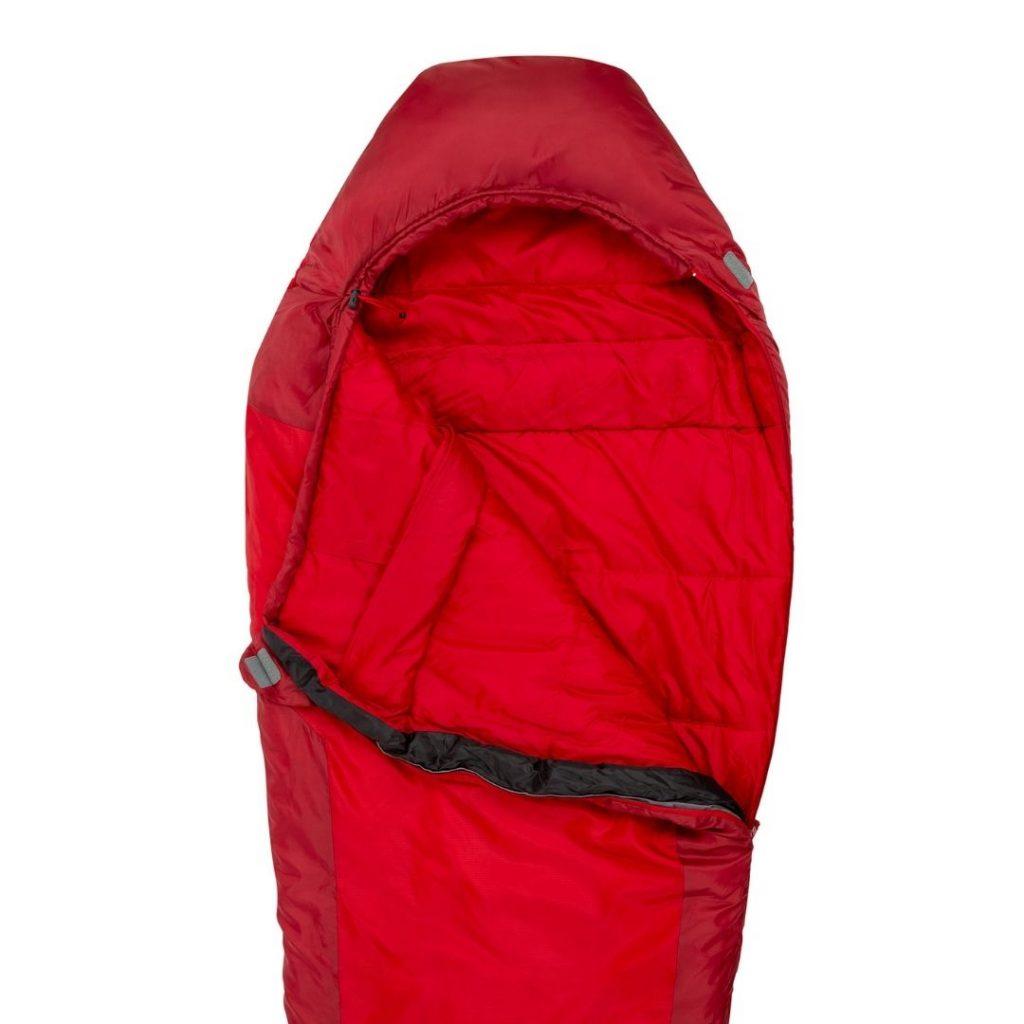 Serenity 450 sovepose fra Highlander - 4 sæsons vintersovepose