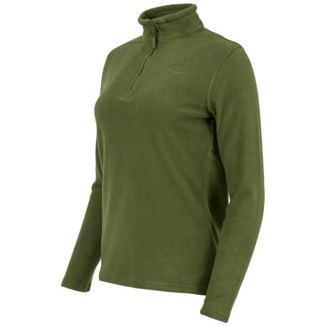 Fleecetrøje til kvinder - Ember - Grøn