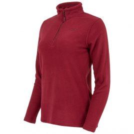 Fleecetrøje til kvinder - Ember - Rød