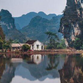 Vietnam-hus-ved-bjergene