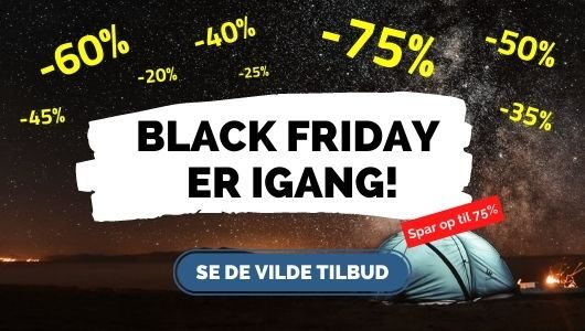 Black Friday - Backpackerlife - Mobil banner