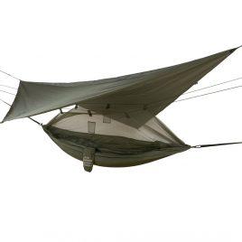 Hængekøje og sovesystem - The Crusader - Med myggenet