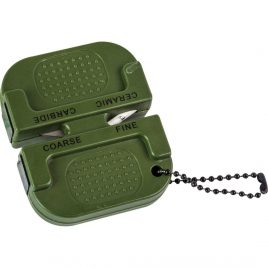 Knivsliber - Kompakt størrelse - Grøn