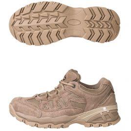 Vandrestøvler - Mil-Tec Squad Boot - Kort - Sand