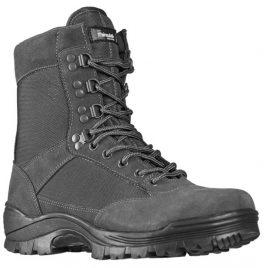 Vandrestøvler med lynlås - Mil-Tec Tactical Boot - Grå