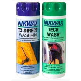 Nikwax Twinpack Tech Wash/TX-Direct – 2 x 300 ml