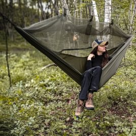Hængekøje - Snugpak Jungle Hammock