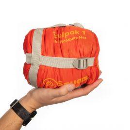 Sovepose - Snugpak Travelpak 1 kompakt