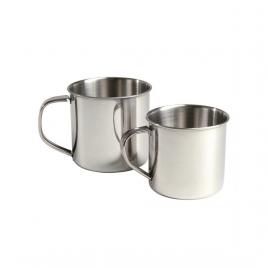 Drikkekrus - rustfrit stål - 300 ml