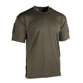 T-shirt - Tactical Quickdry - Grøn
