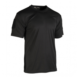 T-shirt - Tactical Quickdry - Sort