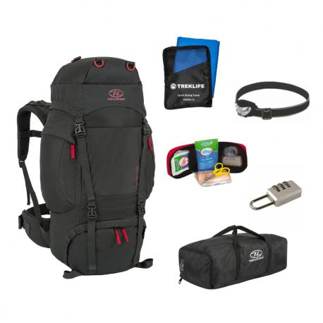 AdventureDK pakke til backpacking