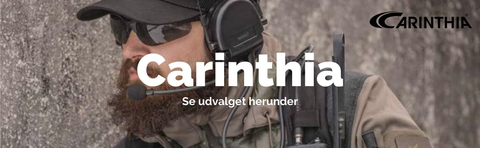 Carinthia outdoor banner