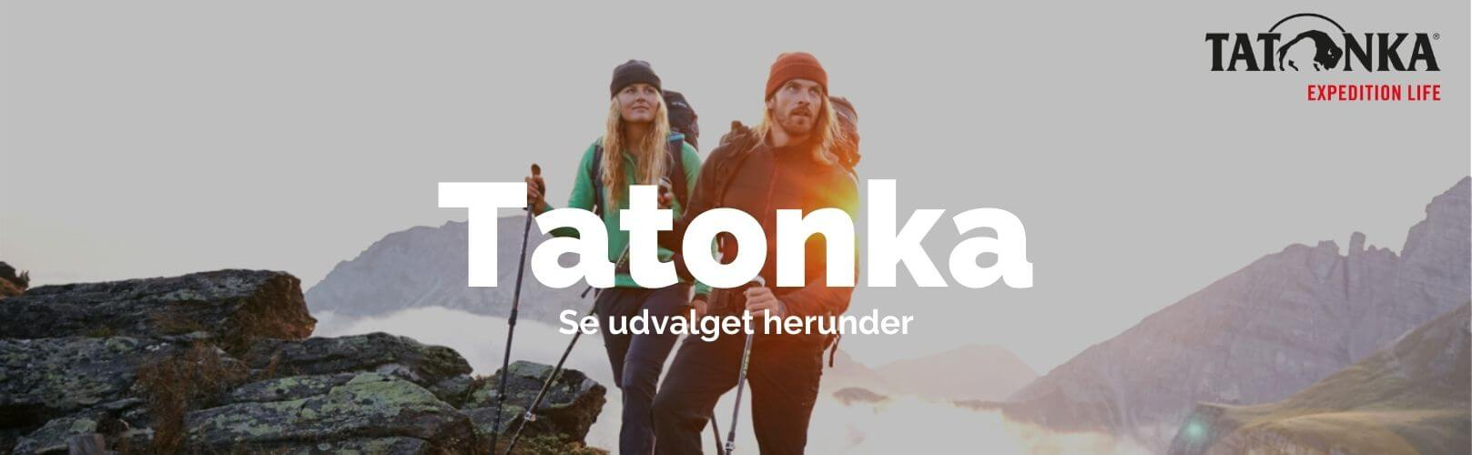 Tatonka outdoor banner