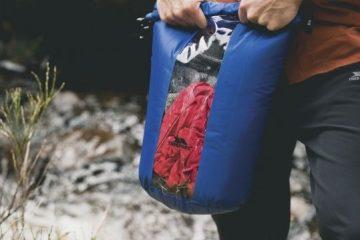 Drybags og pakkeposer