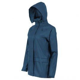 Regnjakke – Stormguard Stowaway – Kvinder – Blå