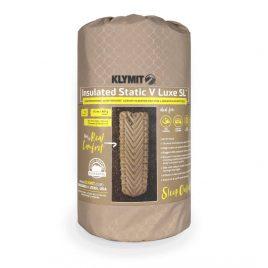 Liggeunderlag - Klymit Insulated Static V Luxe SL - Bred