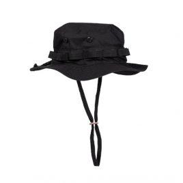 Bøllehat – US Coyote GI Boonie Hat – Sort