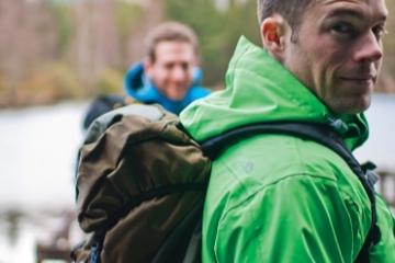 Outdoor og backpacking tøj