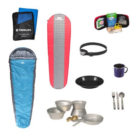 Vandre shelter pakke til outdoor turen - Pro
