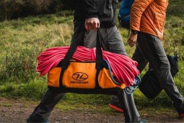 duffelbags til outdoor og friluft