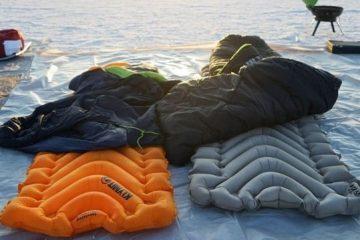 liggeunderlag backpacking