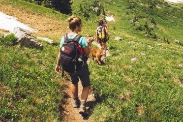 vandresko dame outdoor og backpacking