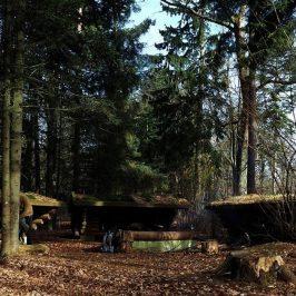 Pakelliste til sheltertur, billede af shelters