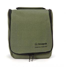 Toilettaske - Essential Wash Bag - grøn - Snugpak