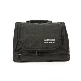Toilettaske - luxury wash bag - sort - Snugpak