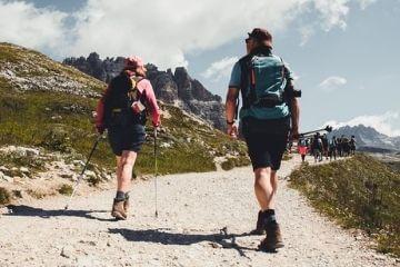 trekking strømper