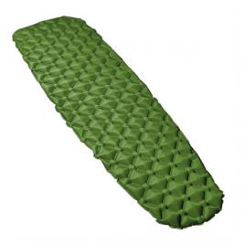 Air oppustelig liggeunderlag i grøn fra Treklife