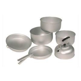 Kogesæt - Pander, gryder og kedel - Aluminum