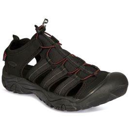Sandaler til mænd - Trespass Torrance - Sort