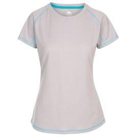 T-shirt til kvinder – Trespass Viktoria - Grå