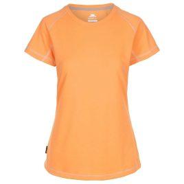 T-shirt til kvinder – Trespass Viktoria - Orange