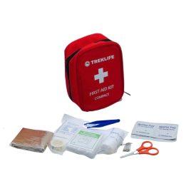 Førstehjælpssæt – Kompakt – 27 dele